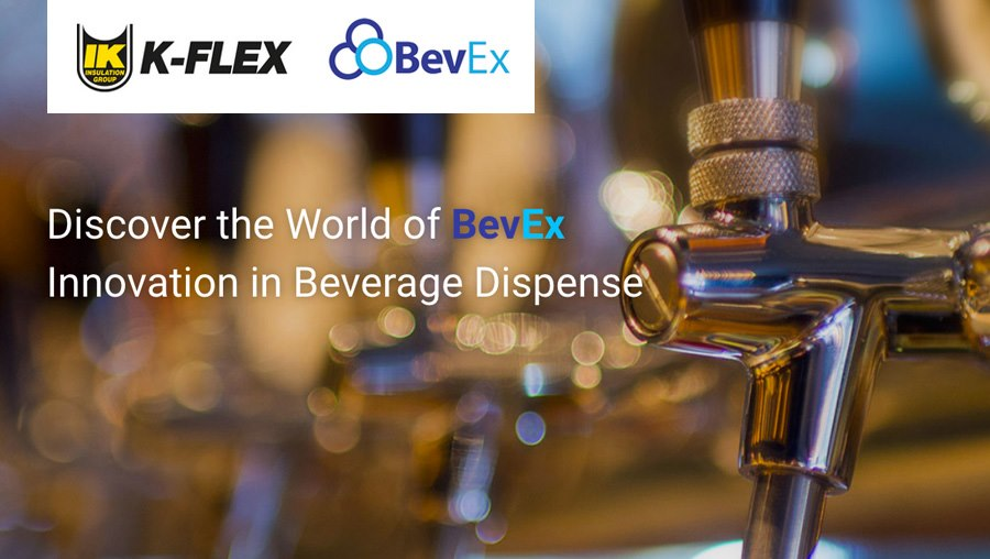 BevEx website homepage image